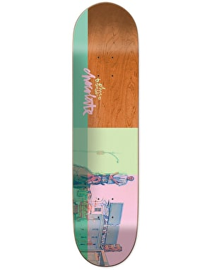 Chocolate Brenes City Cowboys Skateboard Deck - 8.25