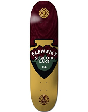 Element Elemental Awareness USA Skateboard Deck - 8