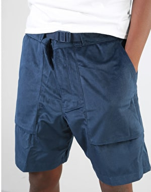 Nike SB Dri-Fit Cord Shorts - Obsidian/Red Crush