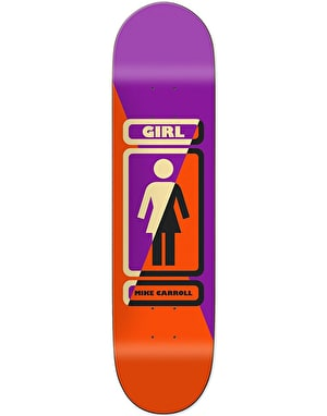 Girl Carroll 93 Til Skateboard Deck - 8.375