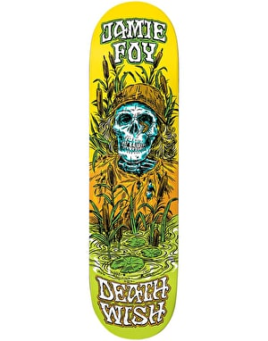 Deathwish Foy Buried Alive Pro Deck - 8.125