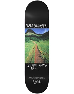 Baker Figgy Super Stock Pro Deck -  8