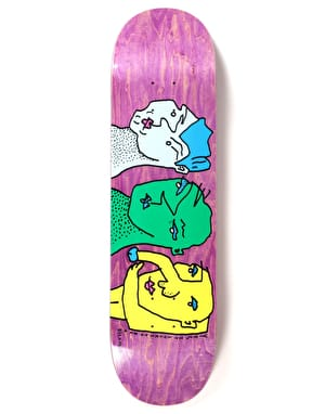 Polar It Sucks to be a Dickhead Skateboard Deck - 8.25