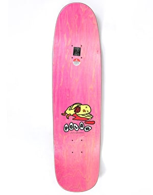 Polar Oskar Chicken Mama Skateboard Deck - P9 Shape 8.625