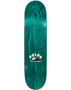 Polar Herrington Just Like Drugs Skateboard Deck - 8.5