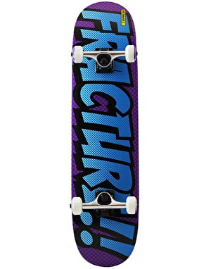 Fracture Comic Series 4 'Pym Purple' Complete Skateboard - 7.75