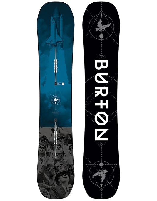 Burton Process Flying V 2018 Snowboard - 157cm WIDE