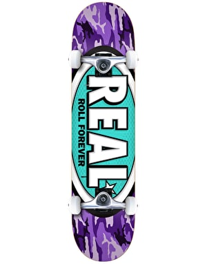 Real Awol Ovals Complete Skateboard - 7.75