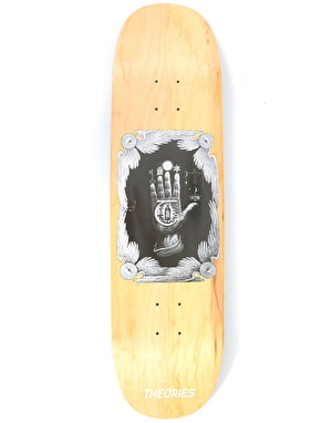 Theories Hand of Theories 'UFO' Skateboard Deck - 8.5