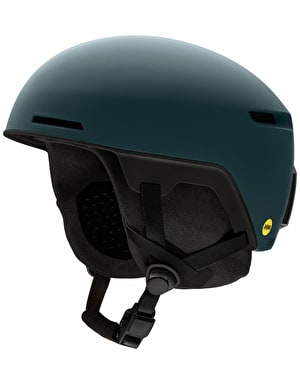 Smith Code MIPS 2019 Snowboard Helmet - Matte Deep Forest