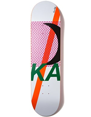 Chocolate Anderson Neu Phase Skateboard Deck - 8.125