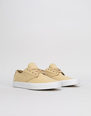 Etnies Jameson Vulc LS Womens Trainers - Tan
