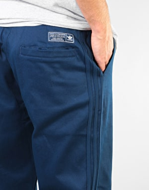 Adidas Stripe Chino Pant - Collegiate Navy