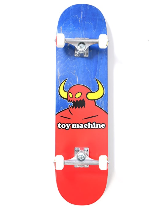 """Toy Machine Monster Complete Skateboard - 8"""""""