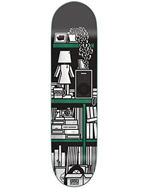 Girl x Sub Pop Kennedy Skateboard Deck - 8.375