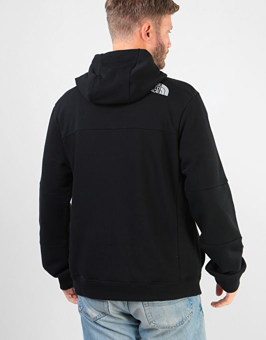 The North Face Himalayan Pullover Hoodie - TNF Black