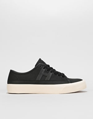 HUF Hupper 2 Lo Skate Shoes - Black