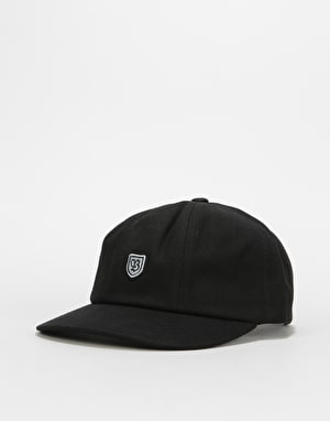 Brixton B-Shield III Cap - Black/Grey