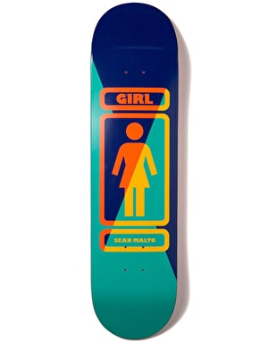 Girl Malto 93 Til Skateboard Deck - 8.25