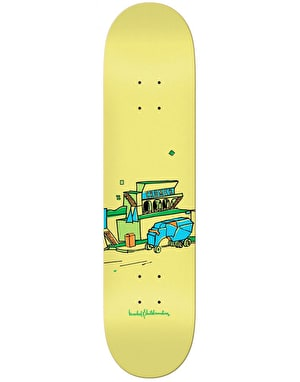 Krooked Cromer Scenery Skateboard Deck - 8.06