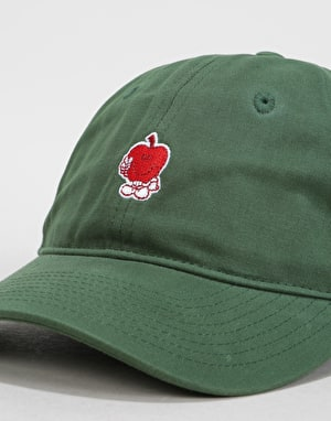 Element Fluky Dad Cap - Hunter Green
