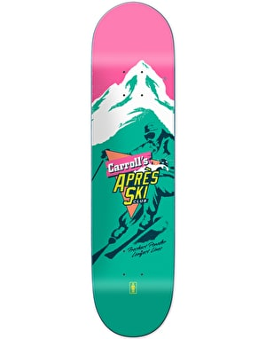 Girl Carroll Apres Ski Skateboard Deck - 8.375