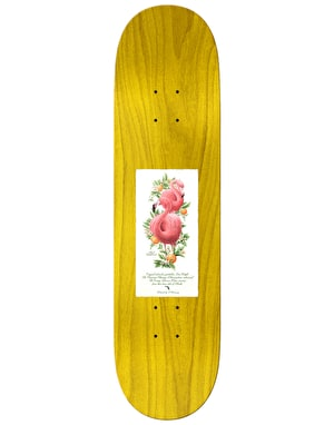 Real Zion Natural Domain Skateboard Deck - 8.38