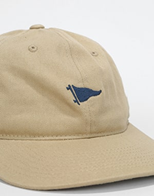 Primitive Knockout Dad Cap - Khaki