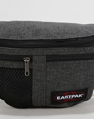 Eastpak Sawer Cross Body Bag - Black Denim