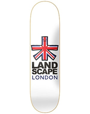Landscape London Cities Skateboard Deck - 8.25