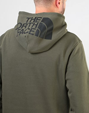 The North Face Drew Peak Pullover Hoodie - New Taupe Green