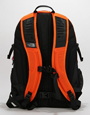 The North Face Borelais Classic Backpack - Persian Orange/TNF Black