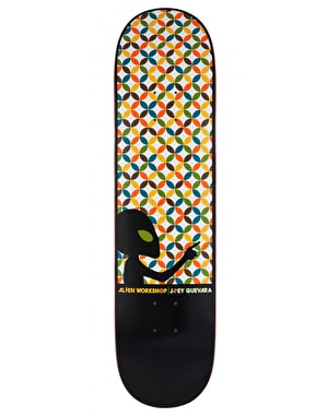 Alien Workshop Guevara Astral Skateboard Deck - 8
