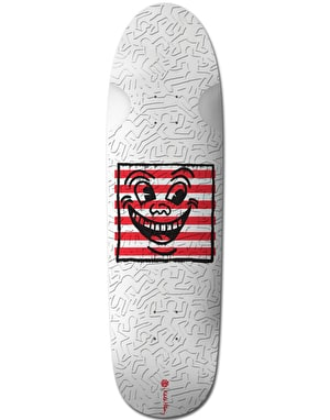 Element x Keith Haring 1987 Skateboard Deck - 8.38