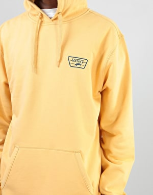 Vans Full Patched Pullover Hoodie - New Wheat