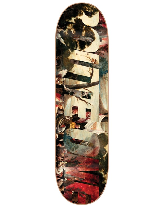 Route One Old Masters 'Dutch' Skateboard Deck - 8""