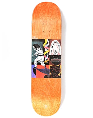 Polar Boserio Alien Encounter Skateboard Deck - 8
