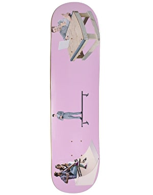 Alltimers Sk8 Park Friends Skateboard Deck - 8.1