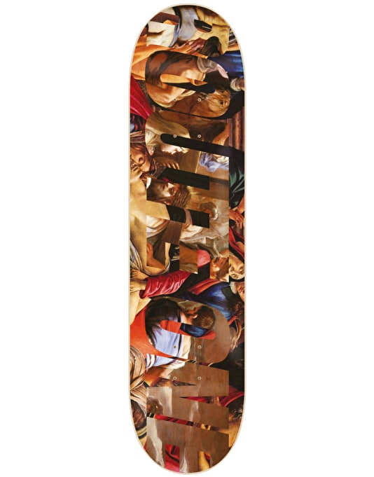 Route One Old Masters II 'Baroque' Skateboard Deck - 8.25""