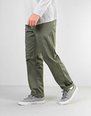 Patagonia Four Canyons Twill Pants - Industrial Green