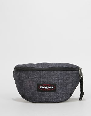 Eastpak Springer Cross Body Bag - Dark Grey Melee