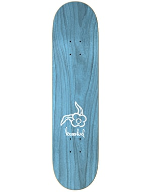 Krooked Gonz Three Strypes Embossed Skateboard Deck - 8.06