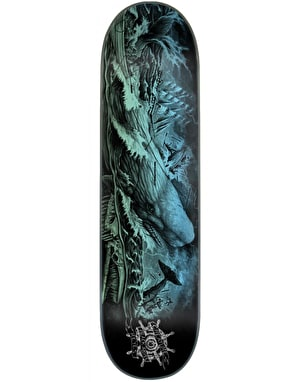Creature Reyes Black Abyss Pro Deck - 8.25
