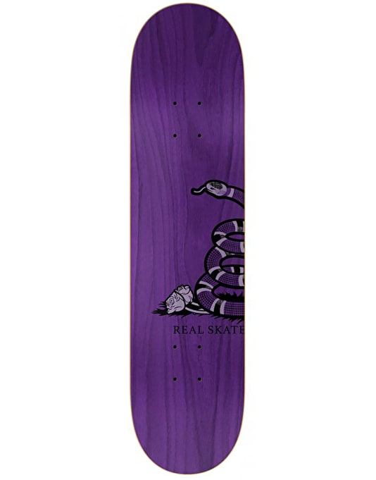 Real Kyle Outlaw Skateboard Deck - 8.06""