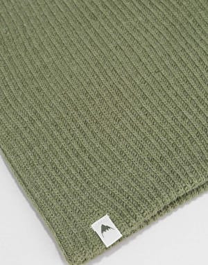 Burton Truckstop Neck Warmer - Olive Branch Heather