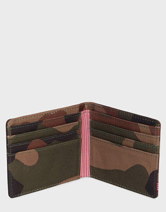Herschel Supply Co. Roy RFID Wallet - Woodland Camo