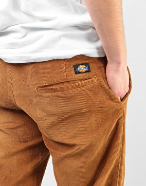 Dickies WP873 Cord Pant - Brown Duck