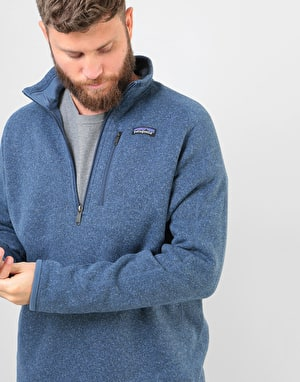 Patagonia Better Sweater® 1/4 Zip - Dolomite Blue