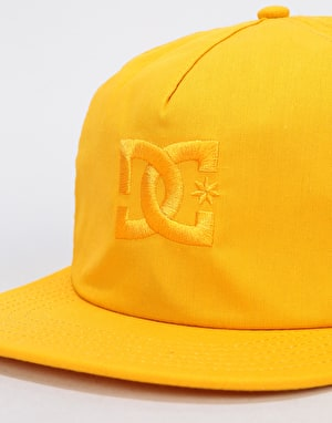 DC Floora Strapback Cap - Golden Rod