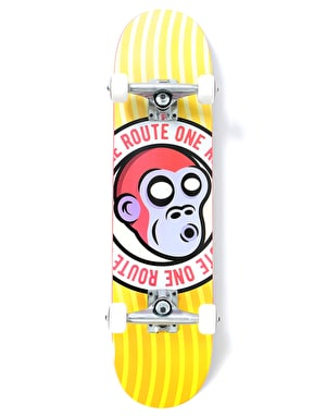 Route One Monkey Business Complete Skateboard - 7.25